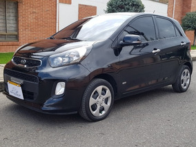 Kia Picanto Ion Summa 1.250l Full Equipo 2017