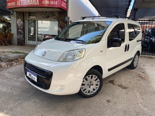 Fiat Qubo 1.4 8v Active - Gnc - 2013 - Como Nueva