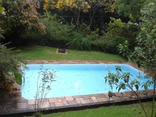 Imagem 1 de 20 de Casa Com 3 Dormitórios À Venda, 369 M² Por R$ 1.000.000 - Granja Viana - - Ca11549
