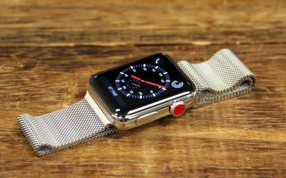 Remato Apple Watch Serie 3 Lte Acero Stainless Steel Regalos