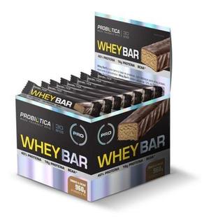 Whey Bar Cookies & Cream - 24 Un