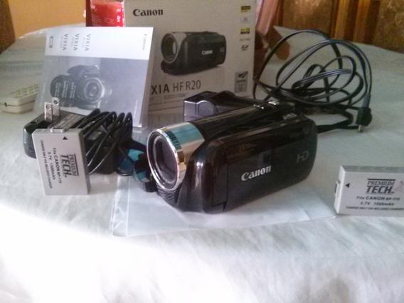 Camara De Video Canon Vixia Fh R20