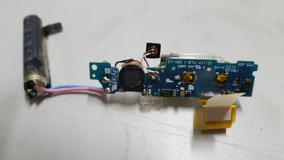 Placa Do Power Camera Sony Dscw170