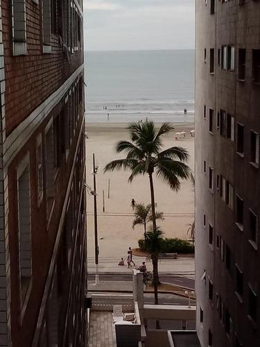 Imagem 1 de 7 de Apartamento Com Sacada E 50 M² A Venda De 205.000,00 Por 202.00,00 Na Aviação Praia Grande - Sp - Ap2624v