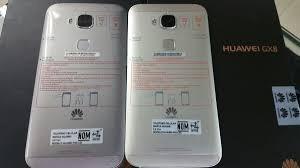 Huawei Gx8 Nuevo Sellado