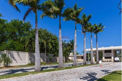 Terreno Residencial À Venda No Condomínio Mansões Da Barra. - Te0002