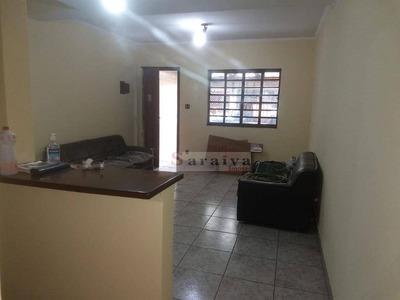 Sobrado Com 2 Dormitórios À Venda, 100 M² Por R$ 410.000 - Rudge Ramos - São Bernardo Do Campo/sp - So0335