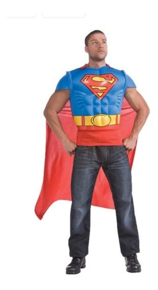 Cosplay Superman Rubies Super Homem Dc Comics