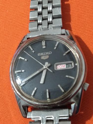 Relógio Seiko 5 Automático Antigo
