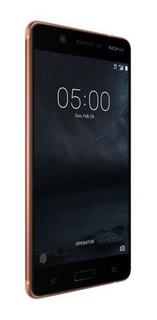 Celular Nokia 5 Android 7.1 16gb Dual Sim 4g Cobre