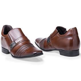 Sapato Masculino Rafarillo Vegas Alth Tamarindo 3255-10