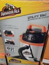 Aspiradora Armorall Humedo Y Seco Sopla Y Jala 3hp 4 Galones