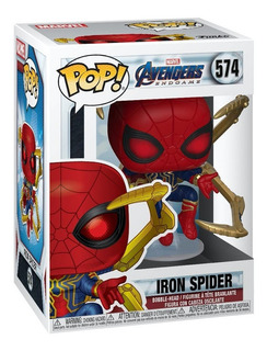 Iron Spider 574 Avengers Endgame Funko Pop