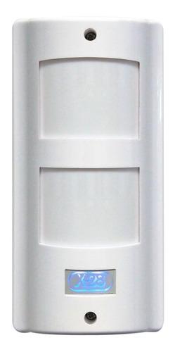 Imagen 1 de 4 de Sensor Infrarrojo Exterior Movimiento Mx42 X28 Alarma