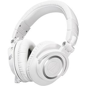 Audio-technica Audiotechnica Athm50xwh Estúdio Profis