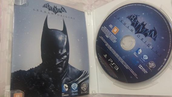 Batman Arkham Origins Ps3 Midia Fisica