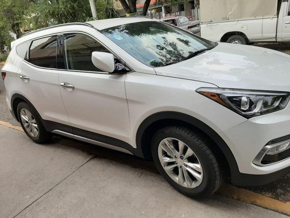 Hyundai Santa Fe Sport Turbo 2.0 Lts 2018