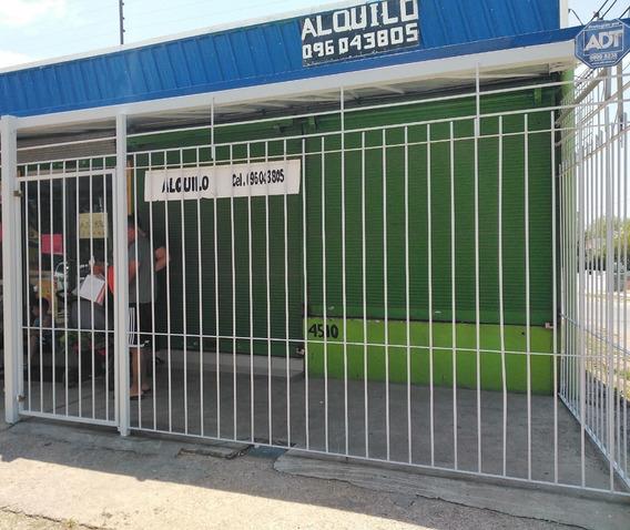 Local Comercial Piedras Blancas Sobre Av. José Belloni