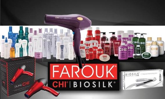 Productos Chi Y Biosilk Para El Cabello Linea Profesional