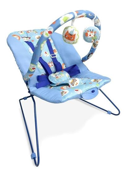 Cadeira Bebê Descanso Vibratória Musical Lite 11kg Babystyle