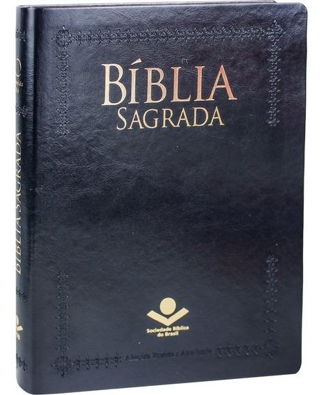 Biblia Para Púlpito Com Letra Extragigante Capa Luxo - Ra