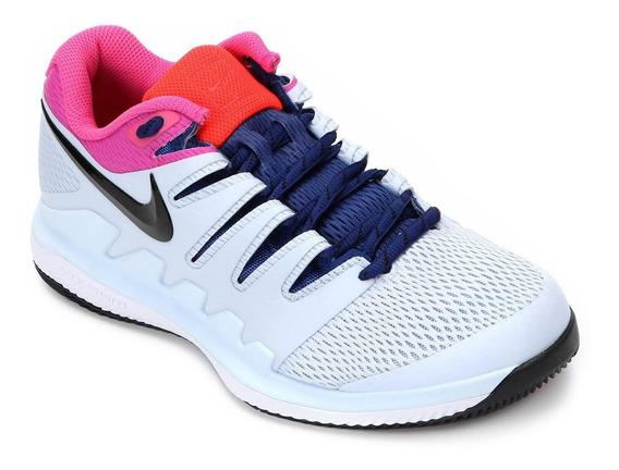 Tênis Nike Air Zoom Vapor 10 Hc Preto E Dourado