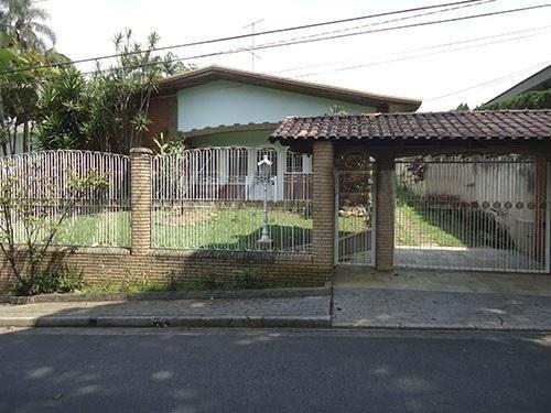 Casa Com 4 Dormitórios À Venda, 400 M² Por R$ 2.400.000,00 - Jardim Floresta - São Paulo/sp - Ca1353