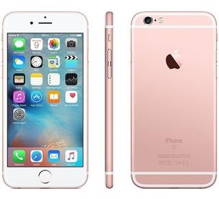 iPhone 6s 128gb 4g Lte Liberado + Vidridrio + Cargador Itr