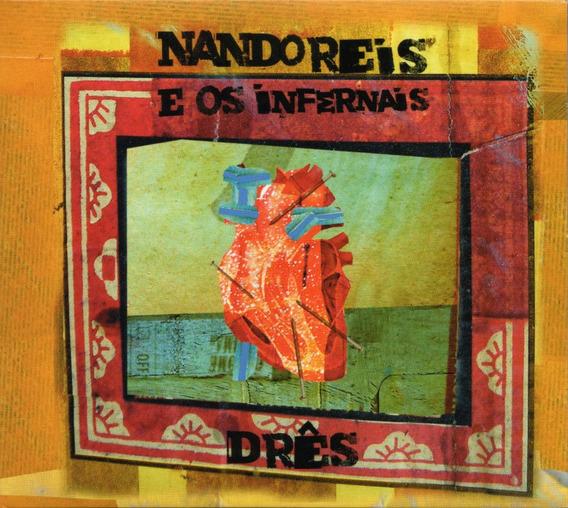 Cd Nando Reis - Drês (2009)