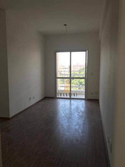 Apartamento Com 2 Dormitórios Para Alugar, 60 M² Por R$ 1.500/mês - Vila Flórida - São Bernardo Do Campo/sp - Ap1376