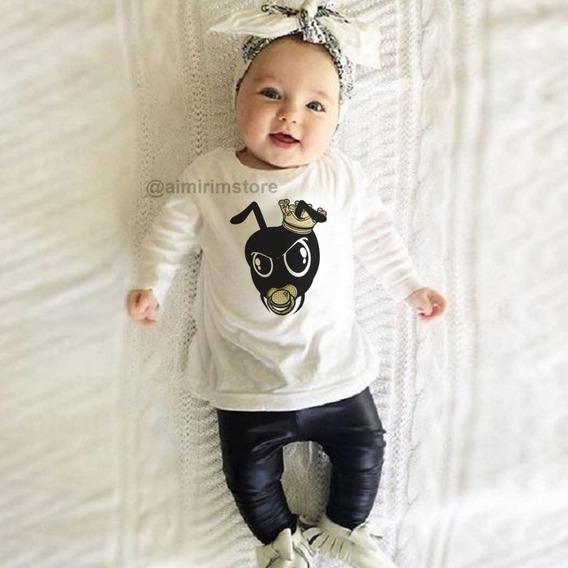 Promoção Legging Em Cirre - Bebê