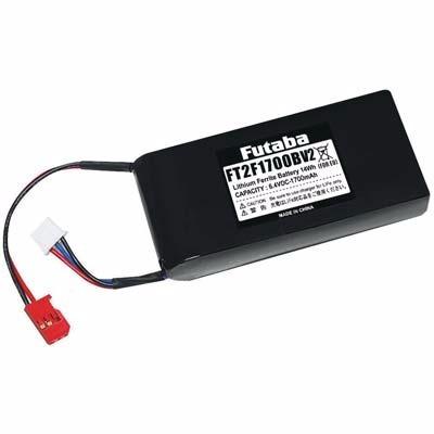 FUTS 30050 Futaba UM3 TX 8 Porta-Bateria de célula seca