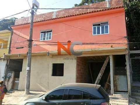 Apartamento Com 5 Dorms, São José, Belford Roxo - R$ 250 Mil, Cod: 687 - V687
