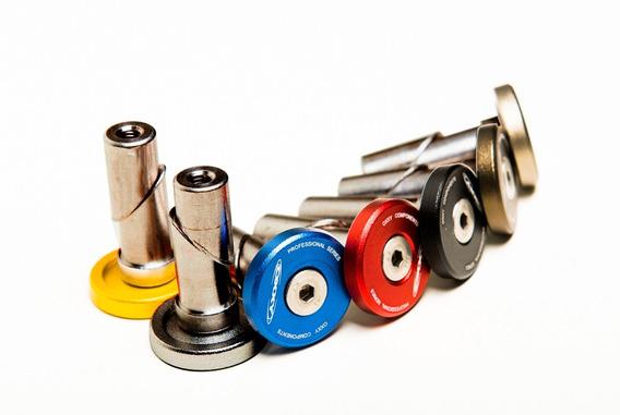 Par Peso Tampa Protetor Guidão Universal Oxxy Alumínio 31,8