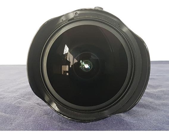 Lente Canon 8-15mm F/4l