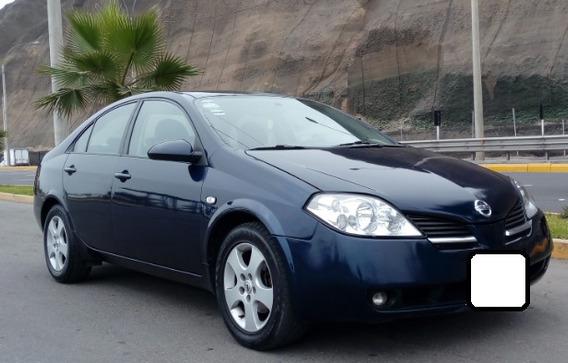 Nissan Primera 2004 - Motor 2.0 Gasolina 95 - Uso Personal