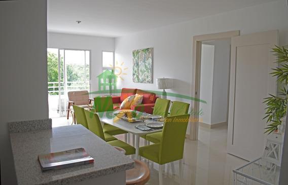 Apartamento De Oportunidad Con Piscina En Santiago (eaa-344)