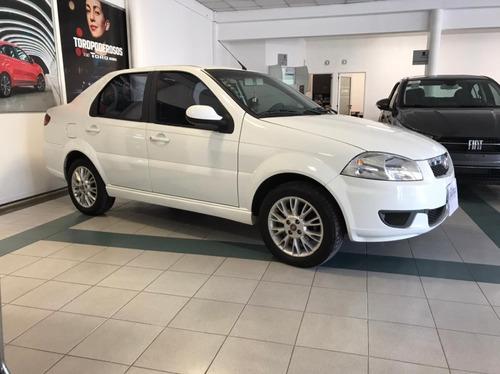 Fiat Nuevo Siena El 1,.6 16v C/gnc - 2014 - Blanco