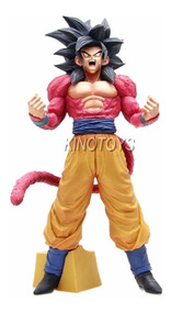 Goku Super Saiyajin 4 Dragon Ball Gt (33cm) Super Banpresto