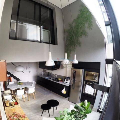 Espetáculo : Loft Com 1 Dormitório À Venda, 70 M² Por R$ 1.325.000 - Vila Olímpia - São Paulo/sp - Lf0038