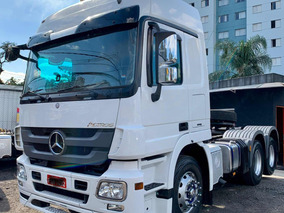 Mb Actros 2546 2014 6x2 N P360 R440 2651 Iveco 410