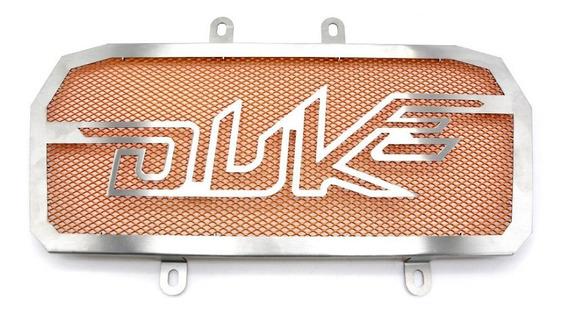 Cubre Radiador Ktm Duke 200 390 Protector Metalico Nsr Motos