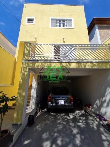 Imagem 1 de 24 de Sobrado Para Venda No Bairro Vila Ipojuca, 3 Dorm, 2 Suíte, 2 Vagas, 189 M, 165 M - 1451