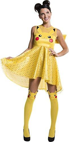 Pokemon Pikachu, Traje De Traje De Rubie X26 39 S Costume Co