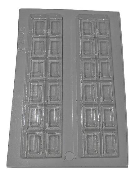 Molde De Tabletas Chocolate Varios Modelos