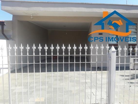 Casa Para Locação Residencial E Ou Comercial; - Ca00297 - 34976010