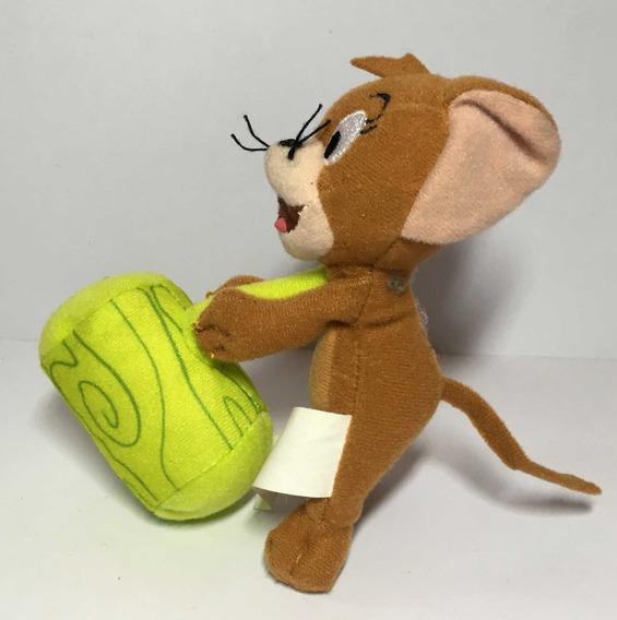 Pelúcia Jerry Desenho Tv Tom Jerry Colecionador Cartoons