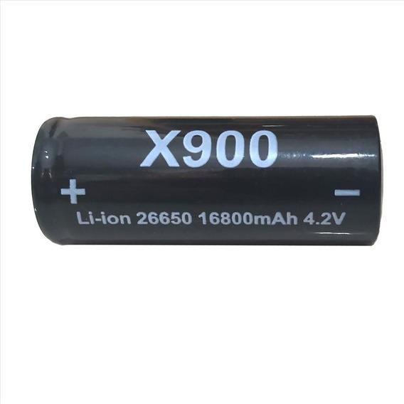 Bateria 26650 Original Honesty Para Lanternas X900 E1 E2