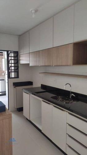 Imagem 1 de 30 de Apartamento Com 2 Dormitórios À Venda, 83 M² Por R$ 880.000,00 - Córrego Grande - Florianópolis/sc - Ap3072