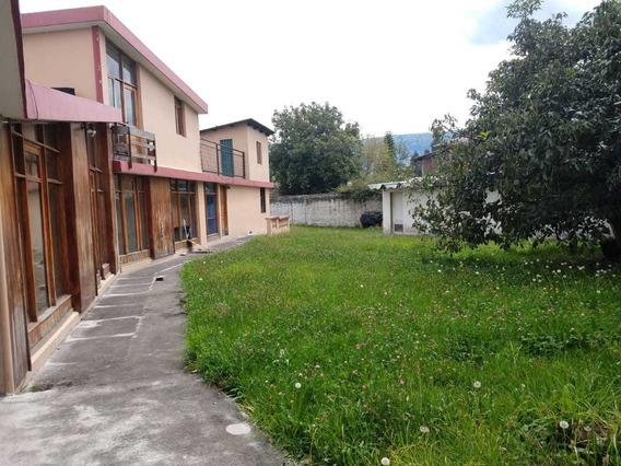 Casa De Arriendo Para Negocio San Rafael Valle De Los Chillo